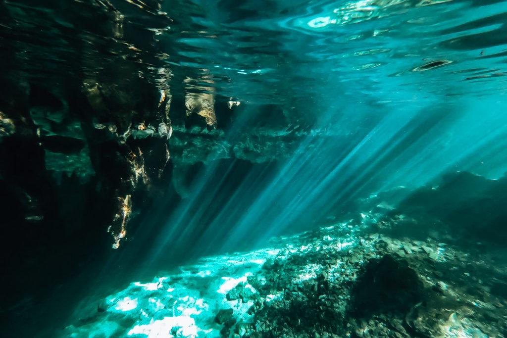 Cenoten Yucatan