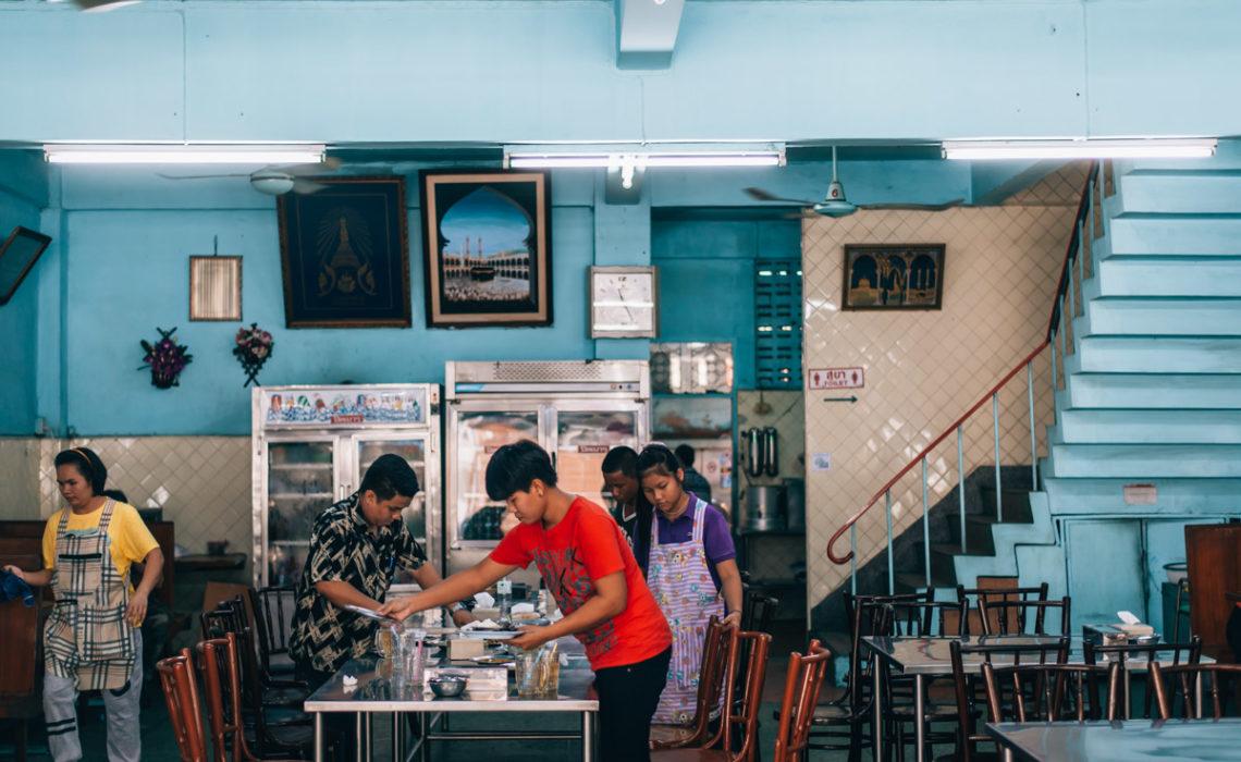 Bangkok Kochkurs Food Tour