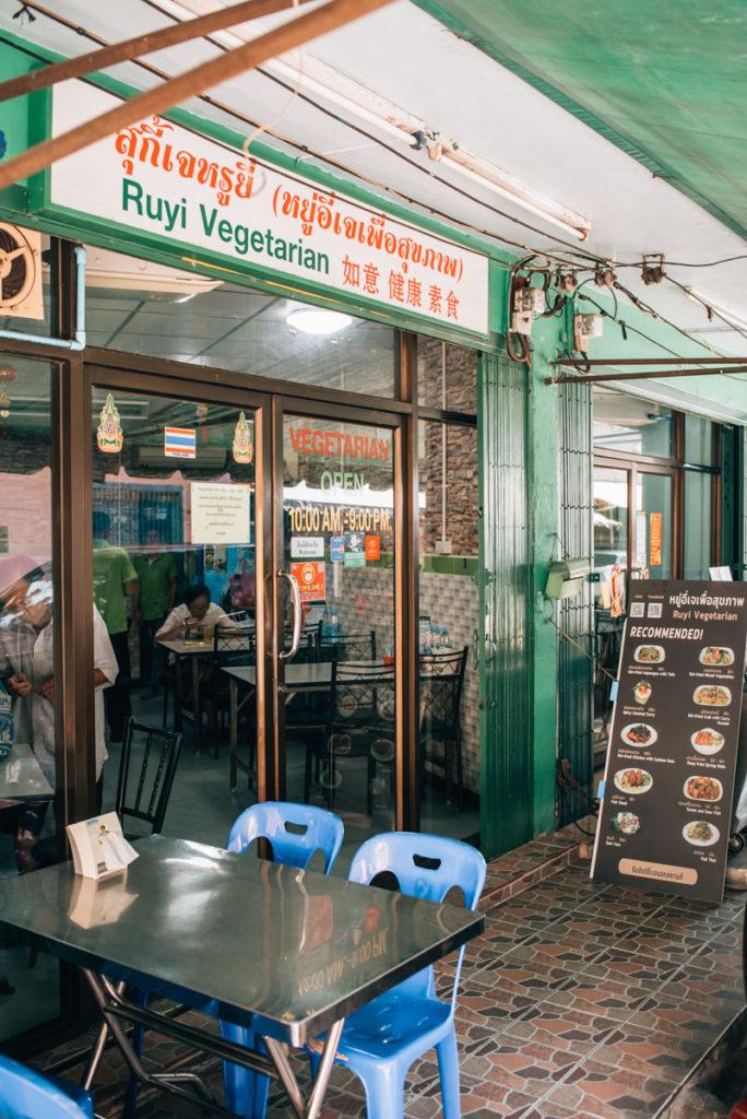 Ruyi Vegetarian Bangkok