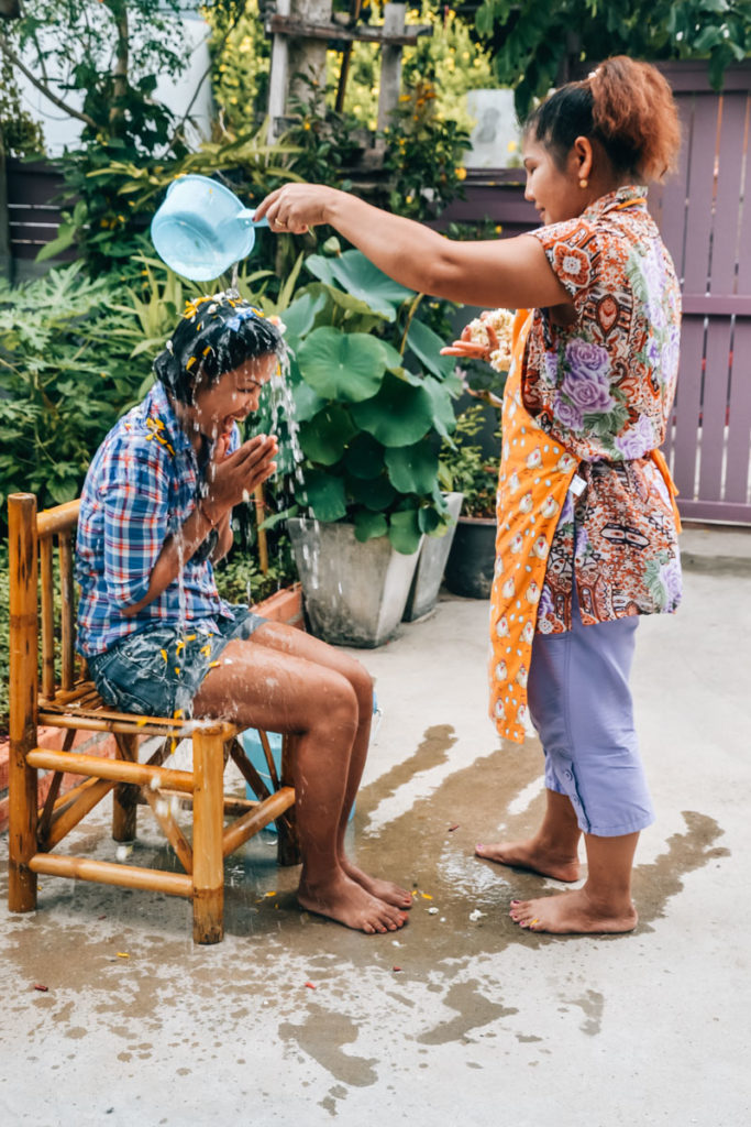 Songkran Thailand Erfahrungen