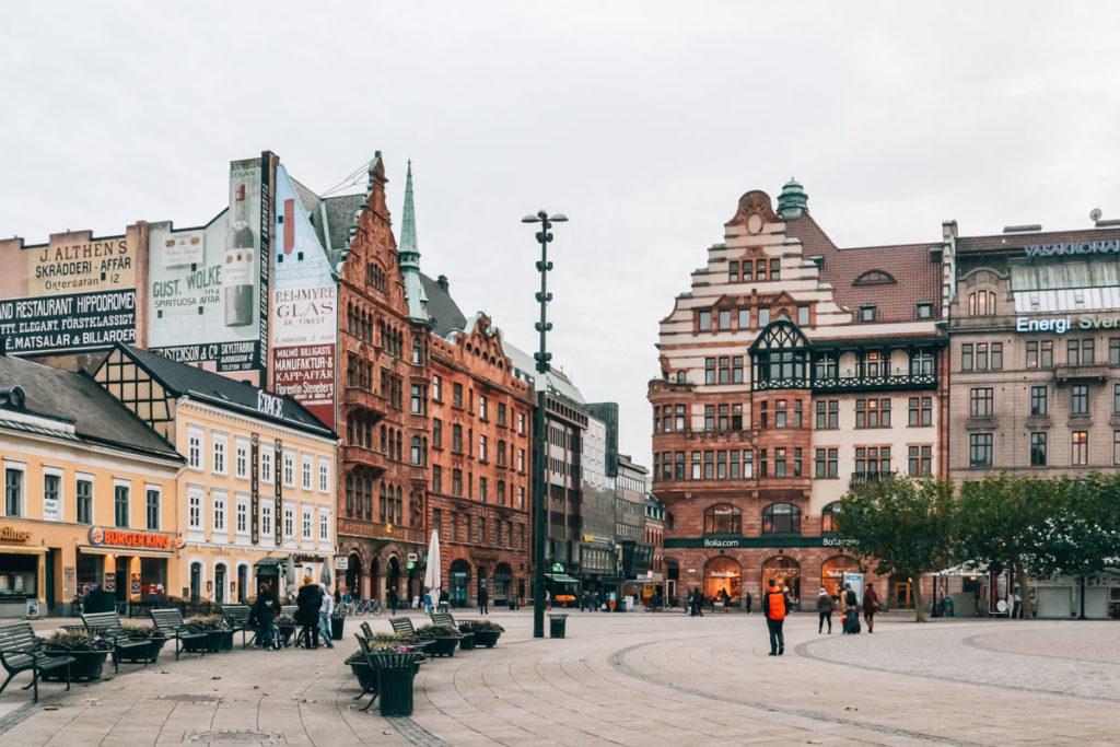 Ausflug Kopenhagen Malmö