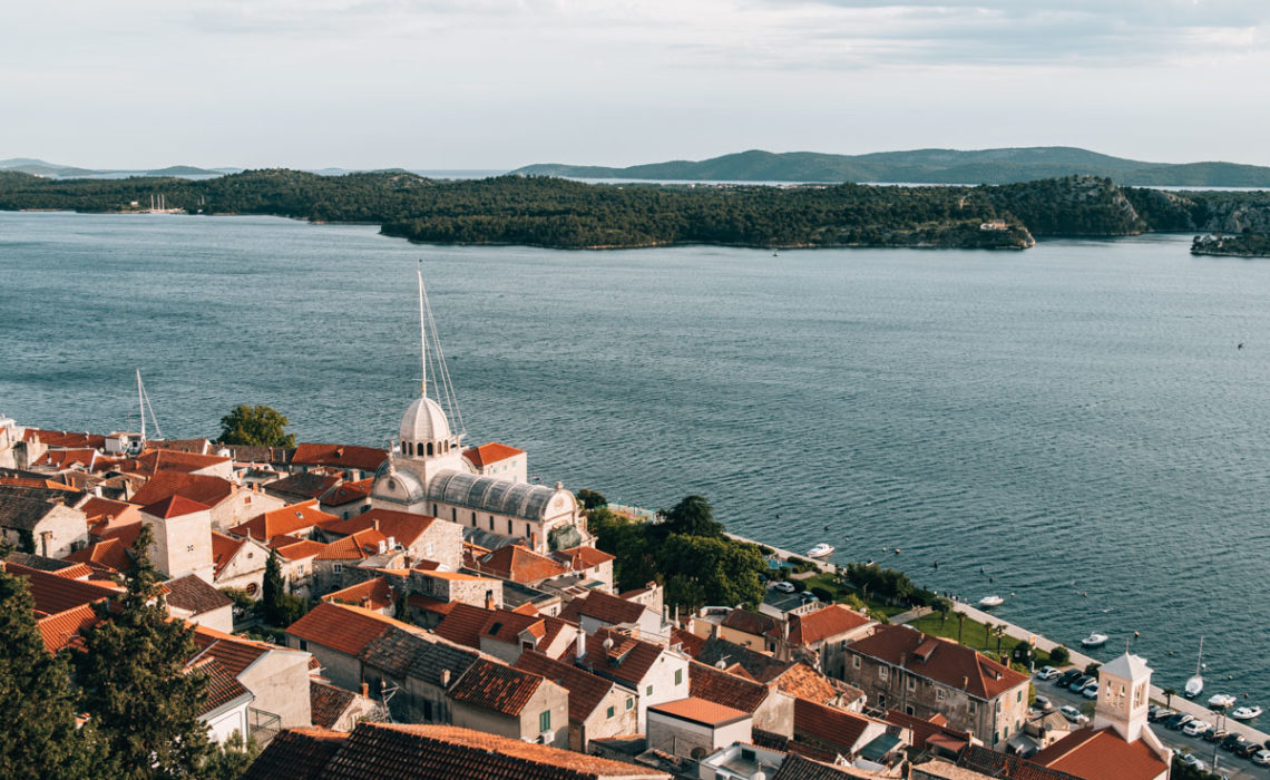 Sibenik Kroatien