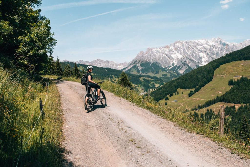 Hochkönig Mountainbike Tipps