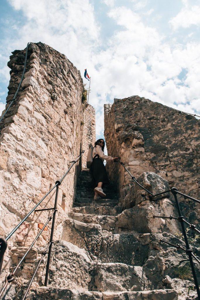Omis Burg