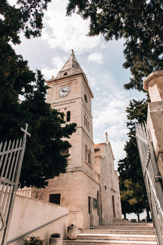 Primosten Kirche