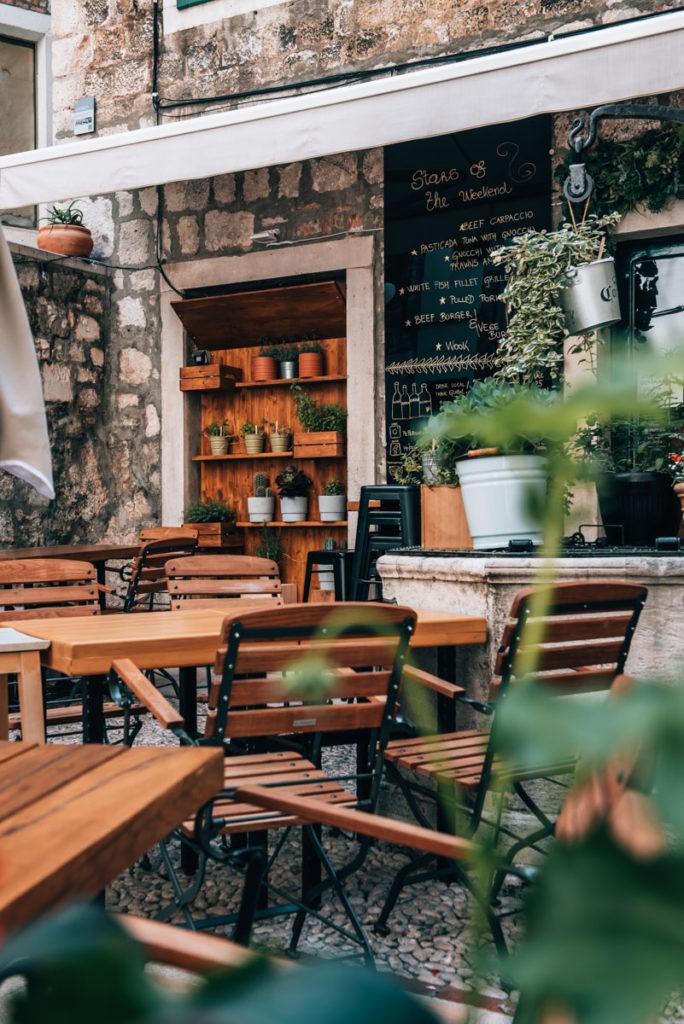 Sibenik Restaurants Tipps