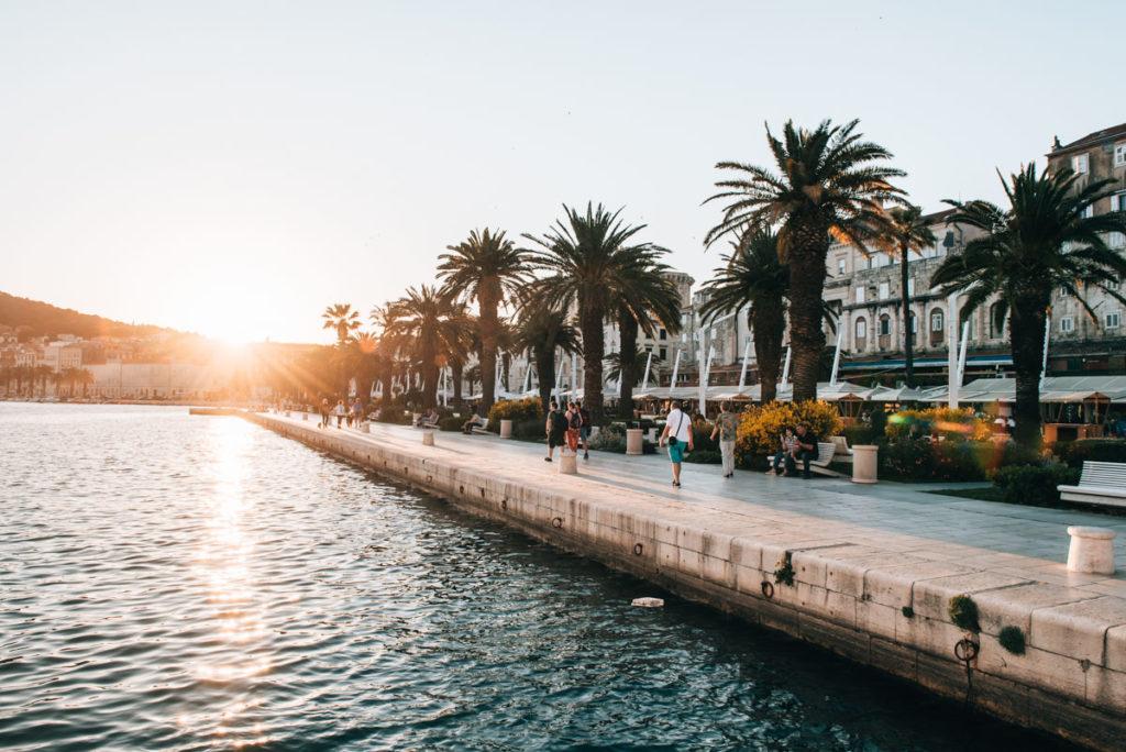 Split Uferpromenade