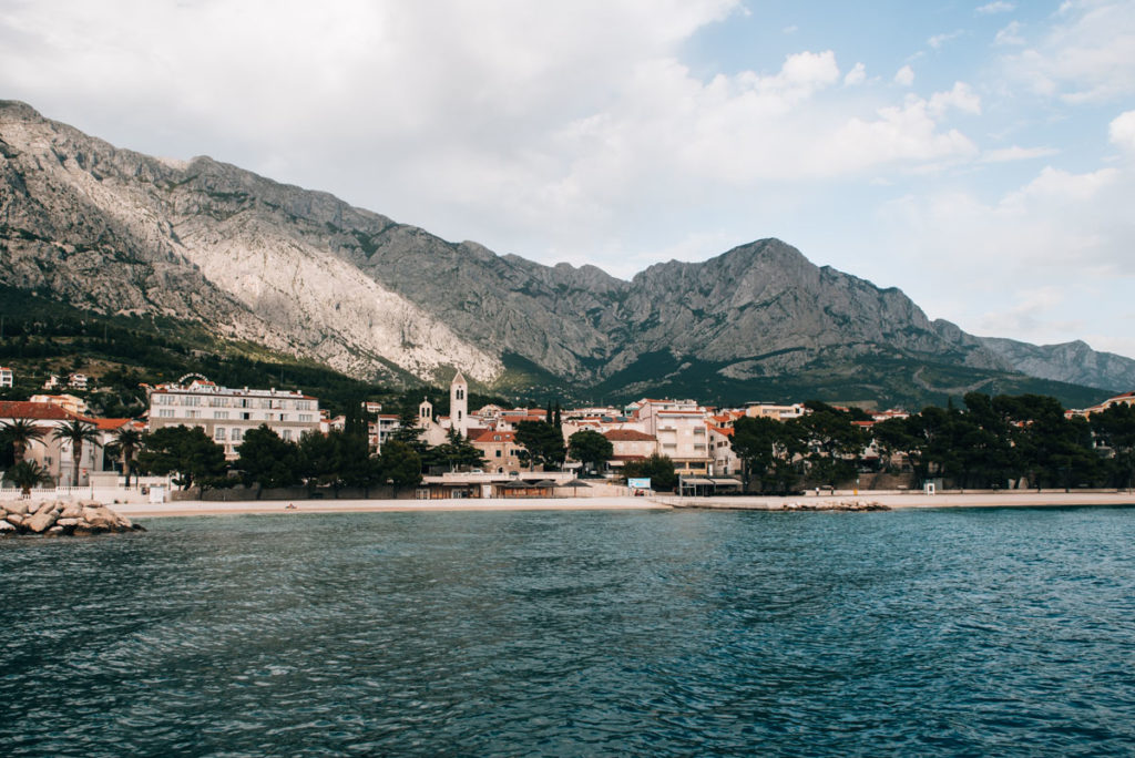 Baska Voda Kroatien
