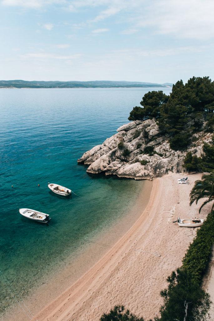 Brela Kroatien