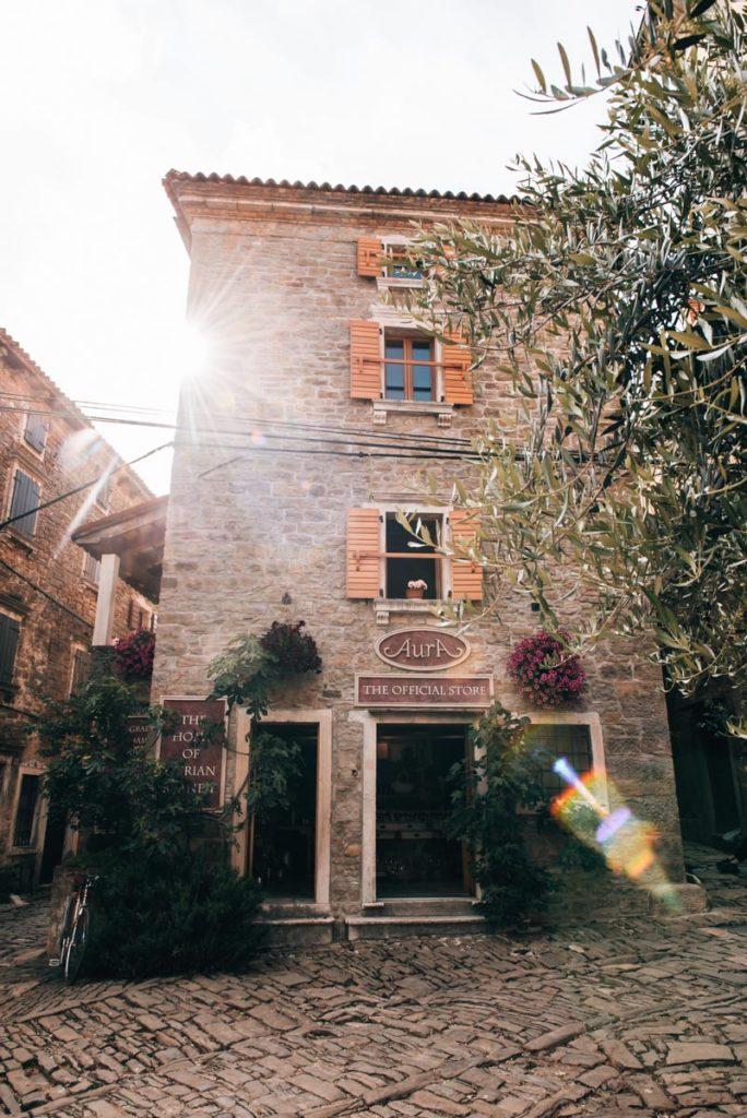 Groznjan Istrien