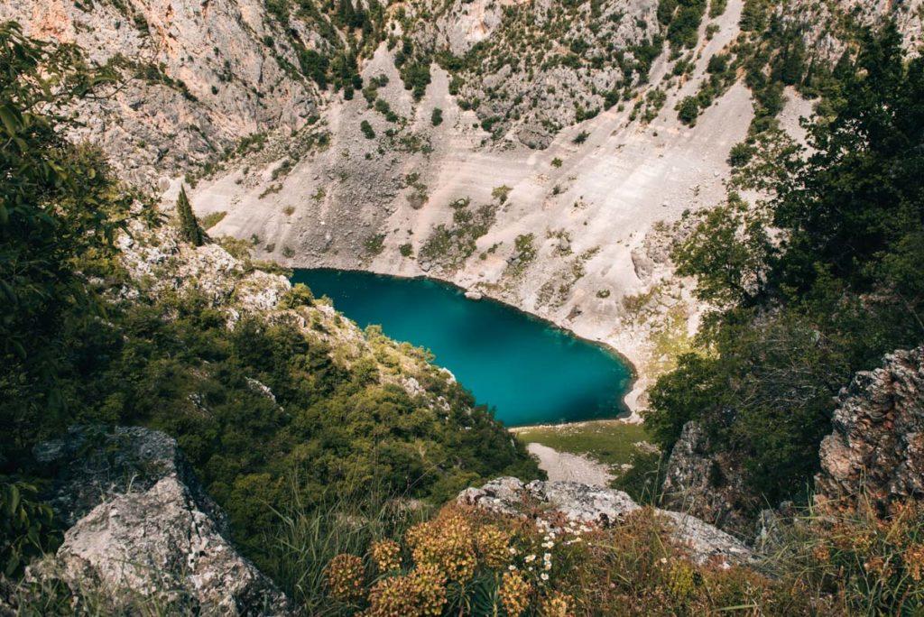 Imotski Blauer See