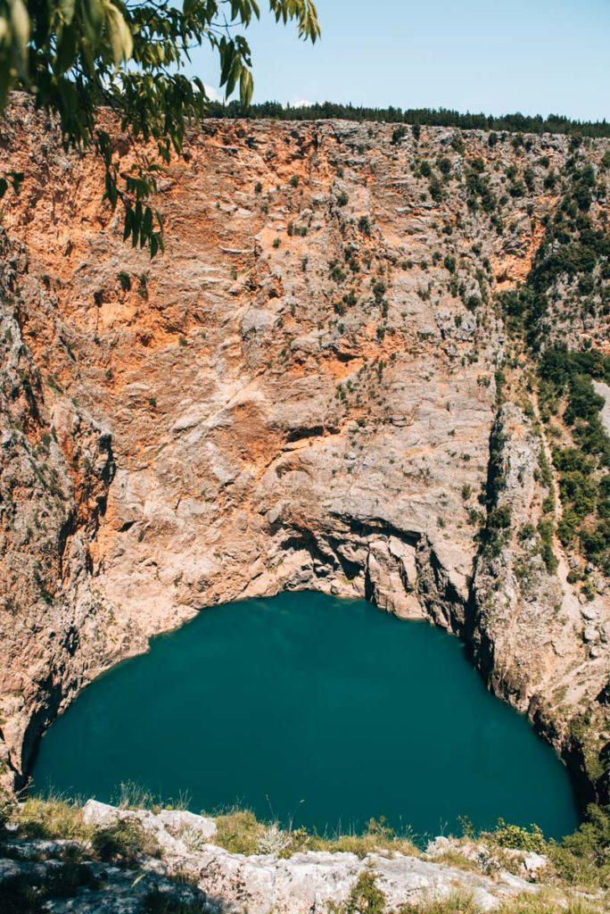 Imotski Roter See