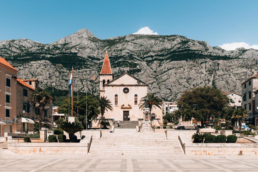 Makarska Sehenswürdigkeiten