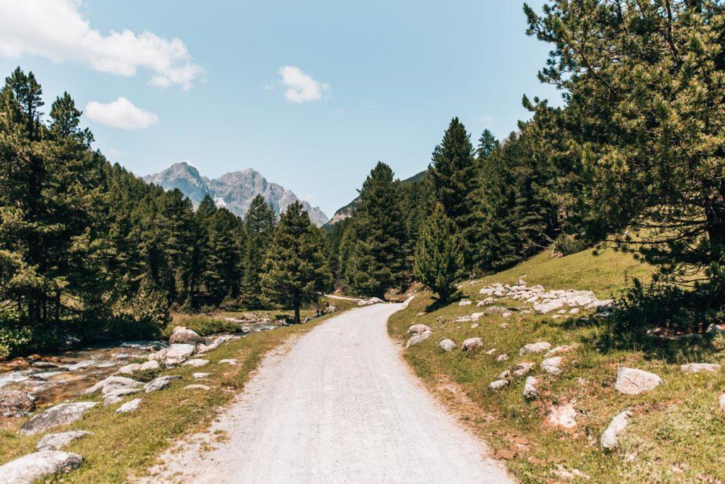 Mountainbike Tour Unterengadin