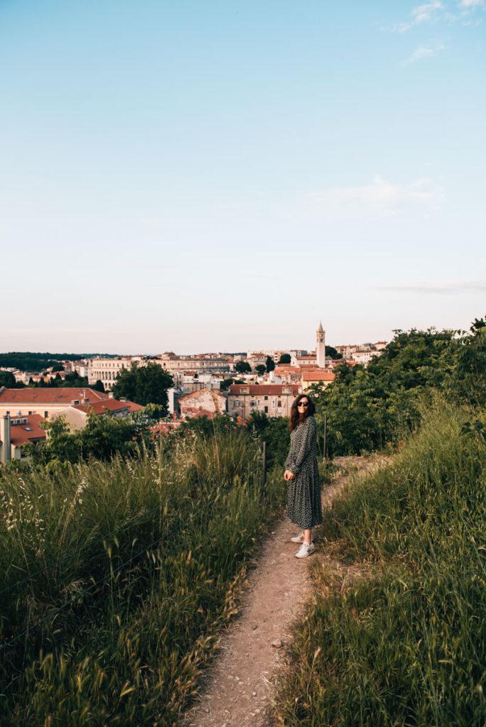 Pula Aussichtspunkt