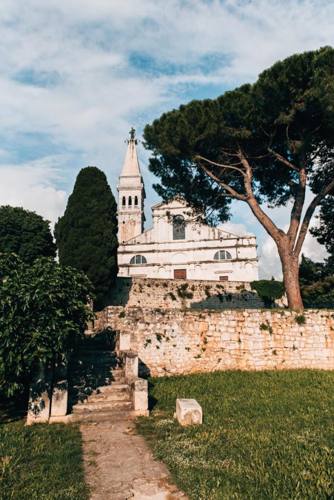 Rovinj Kirche