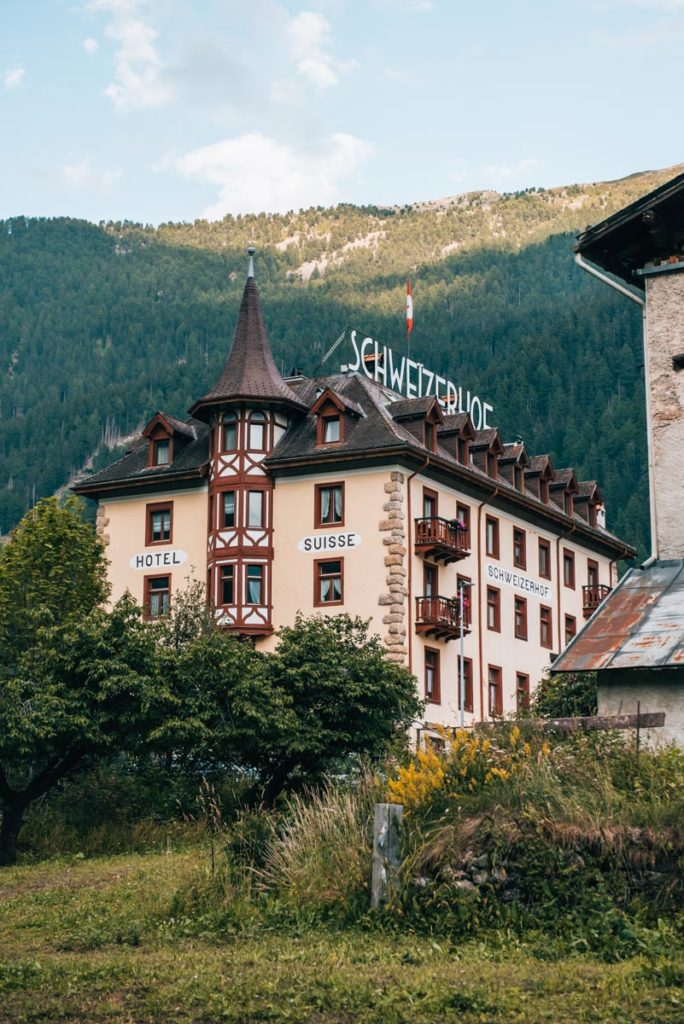 Schweizerhof Santa Maria