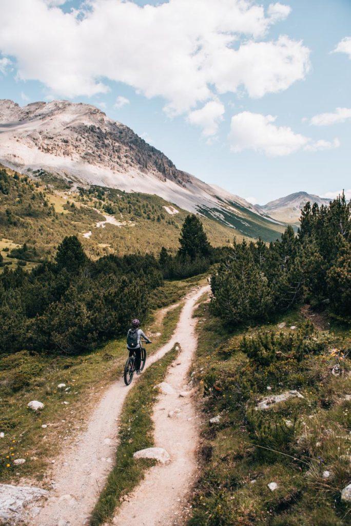 Unterengadin E Mountainbike