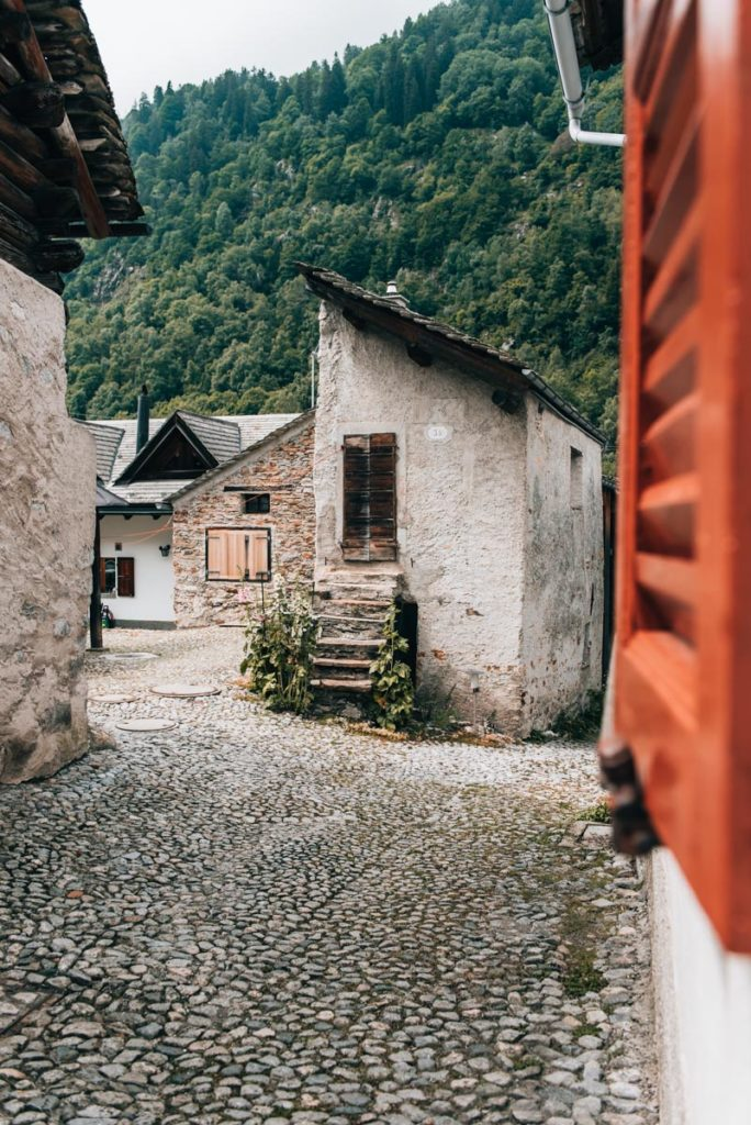 Borgonovo Bregaglia