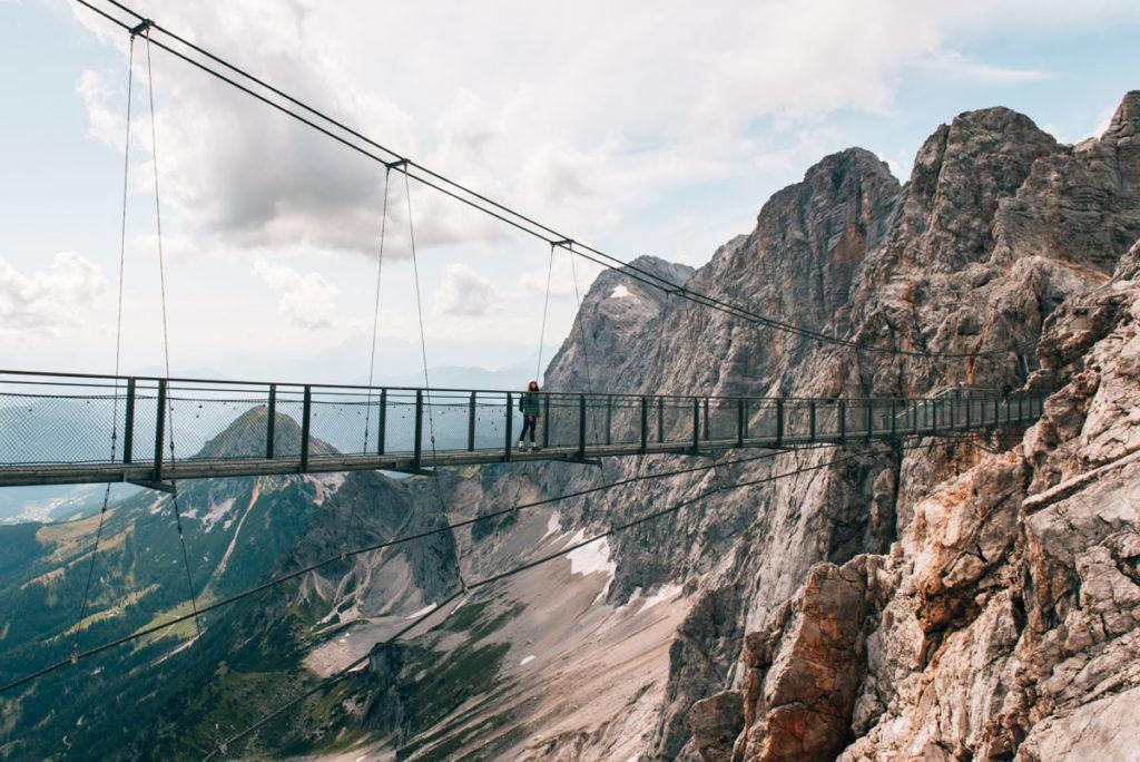 Dachstein Hängebrücke