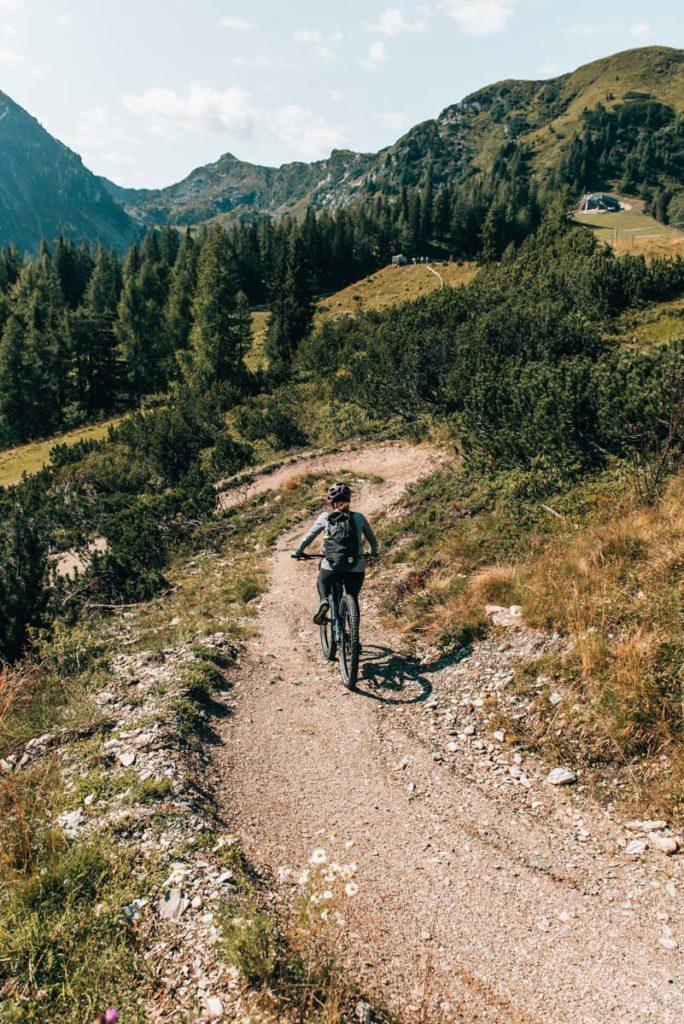 Reiteralm Schladming Mountainbike