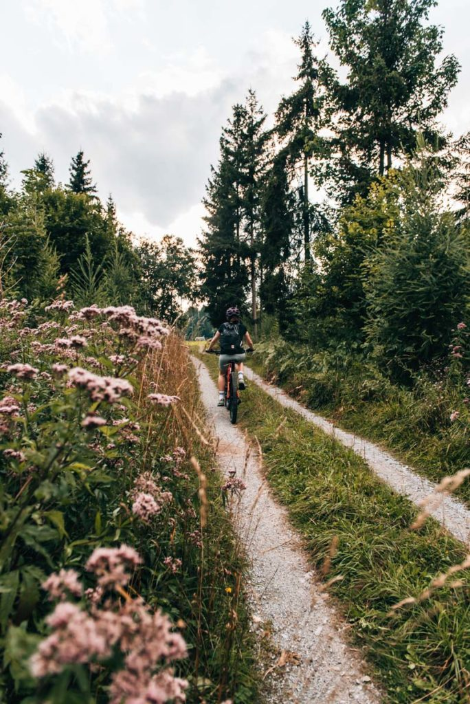 Sonnseitnrunde Schladming Mountainbike