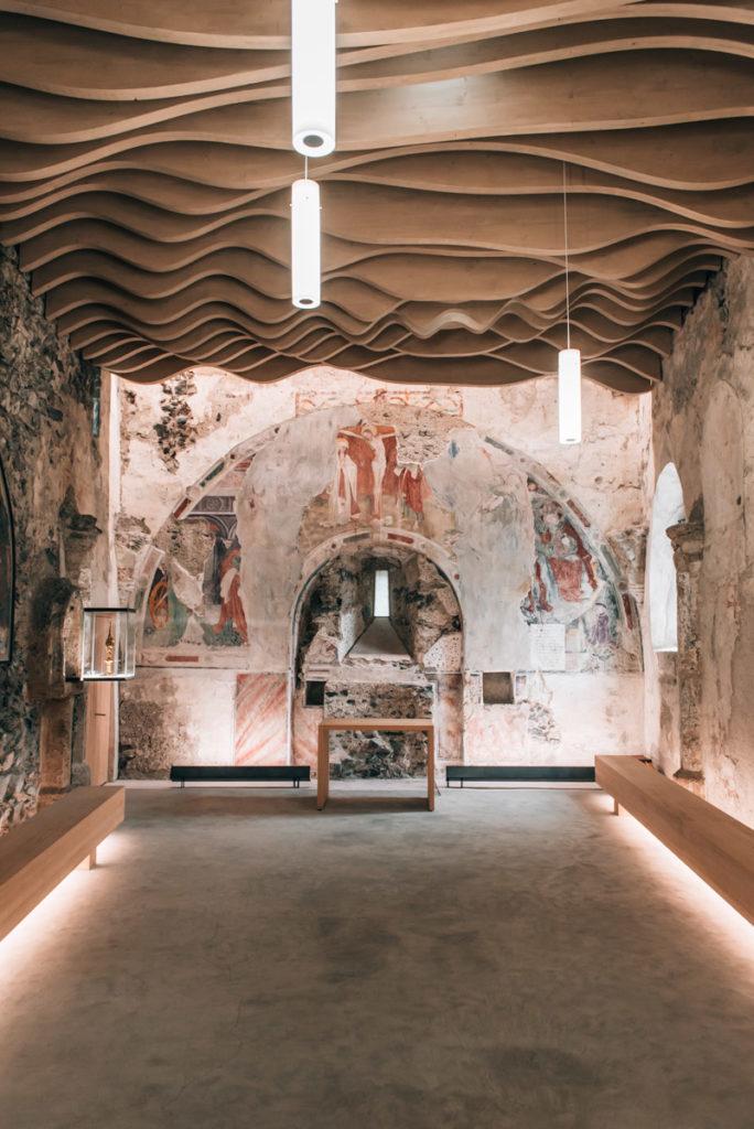 Burg Heinfels Kapelle