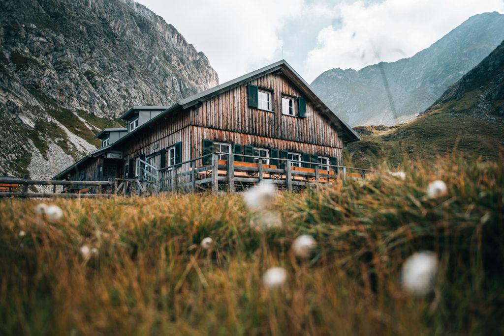 Obstanser See Hütte