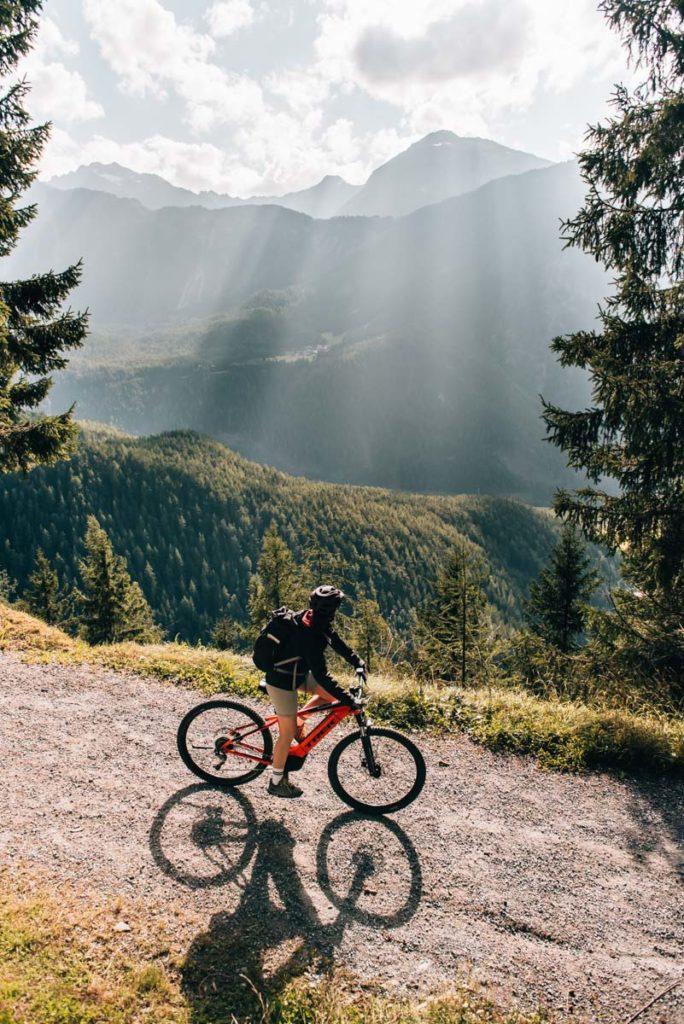 Ötztal Mountainbiken