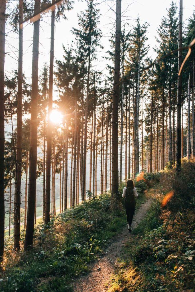 Osttirol Herbstlicht