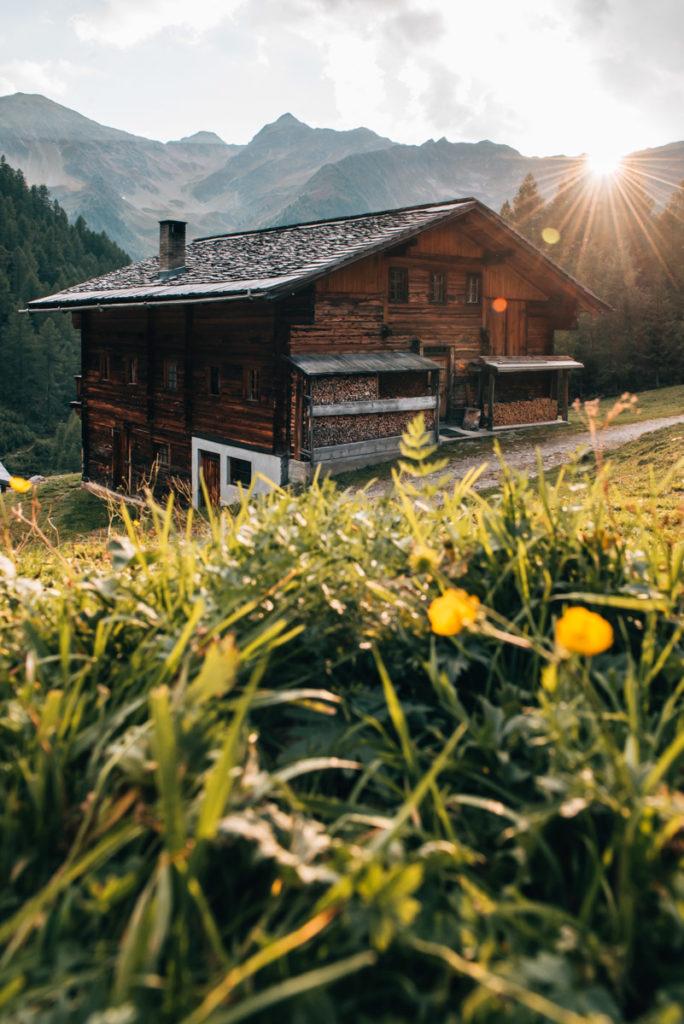 Osttirol goldener Herbst