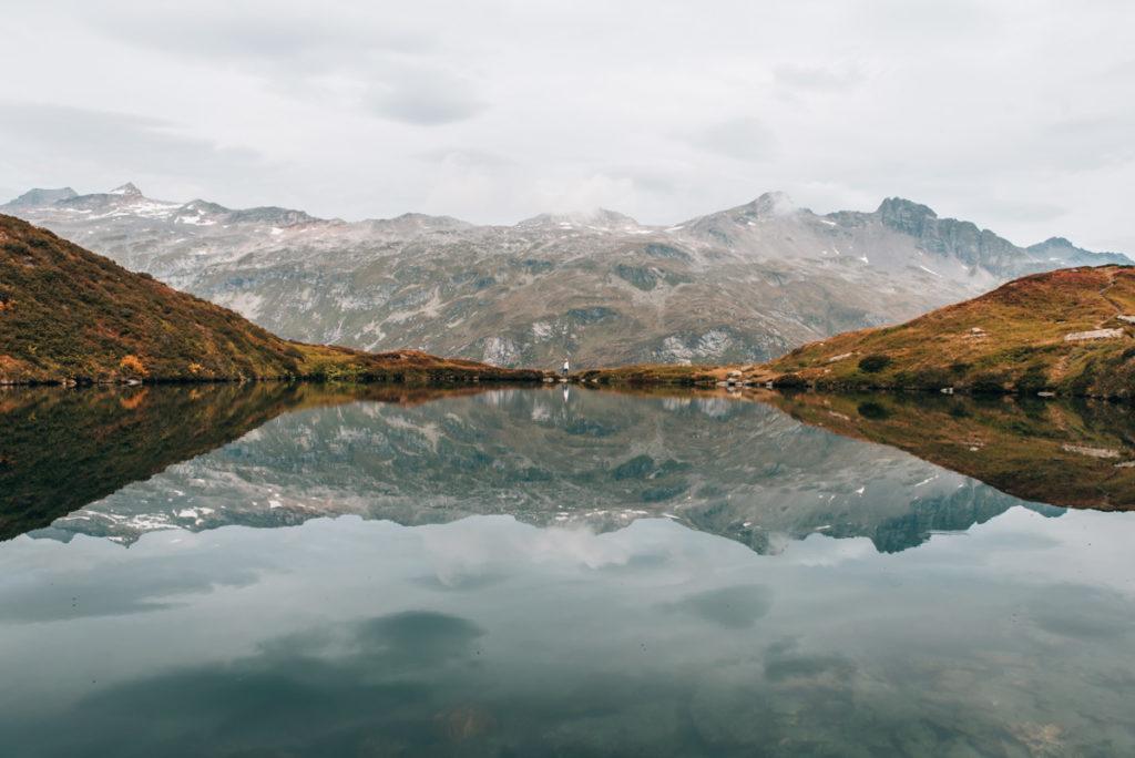 Salzbodensee Innergschlöss
