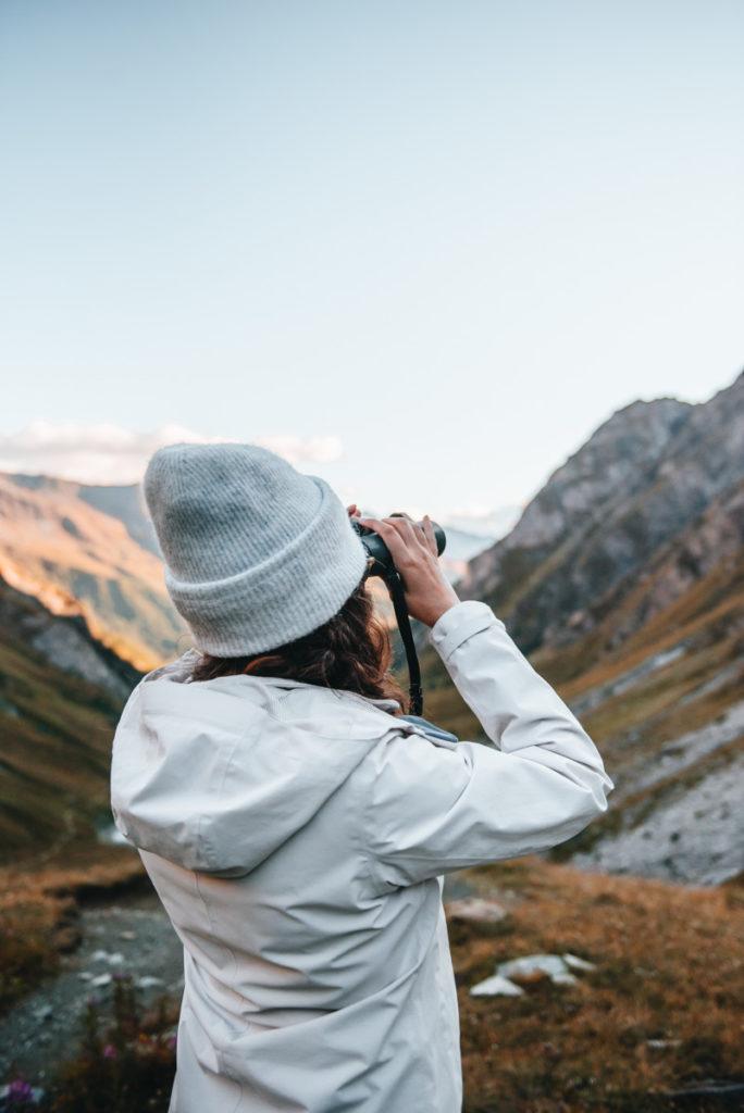 Wildtierbeobachtung Osttirol Herbst