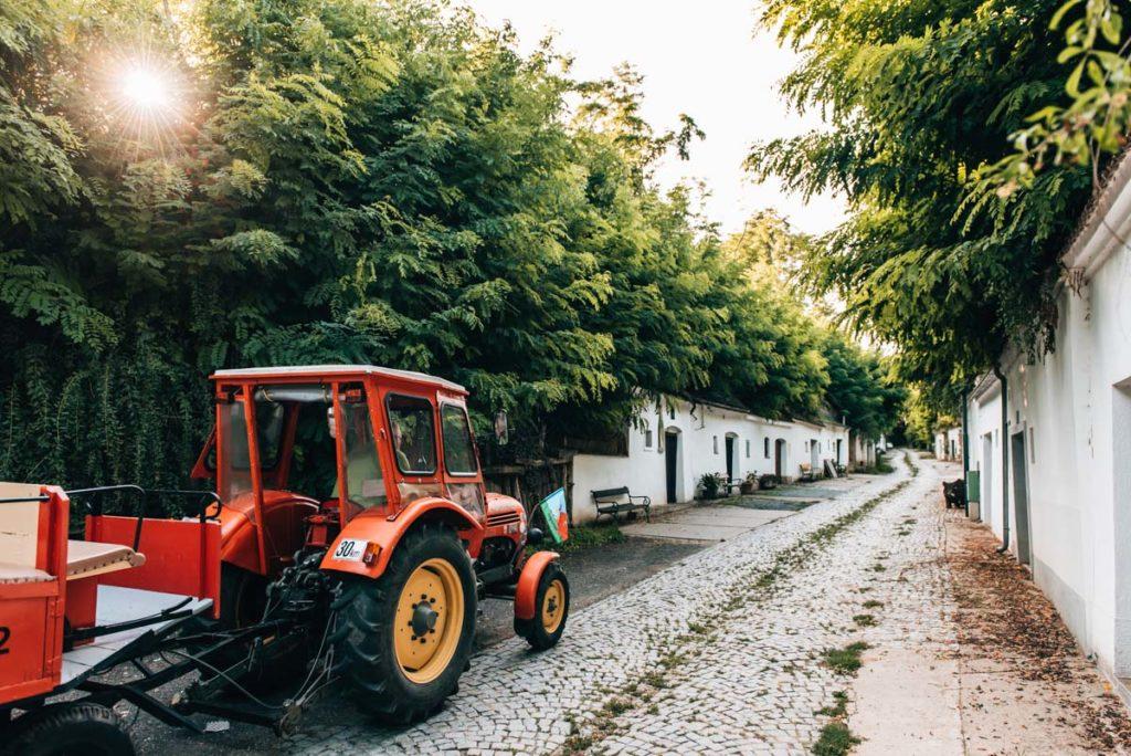 Traktorwandern Poysdorf